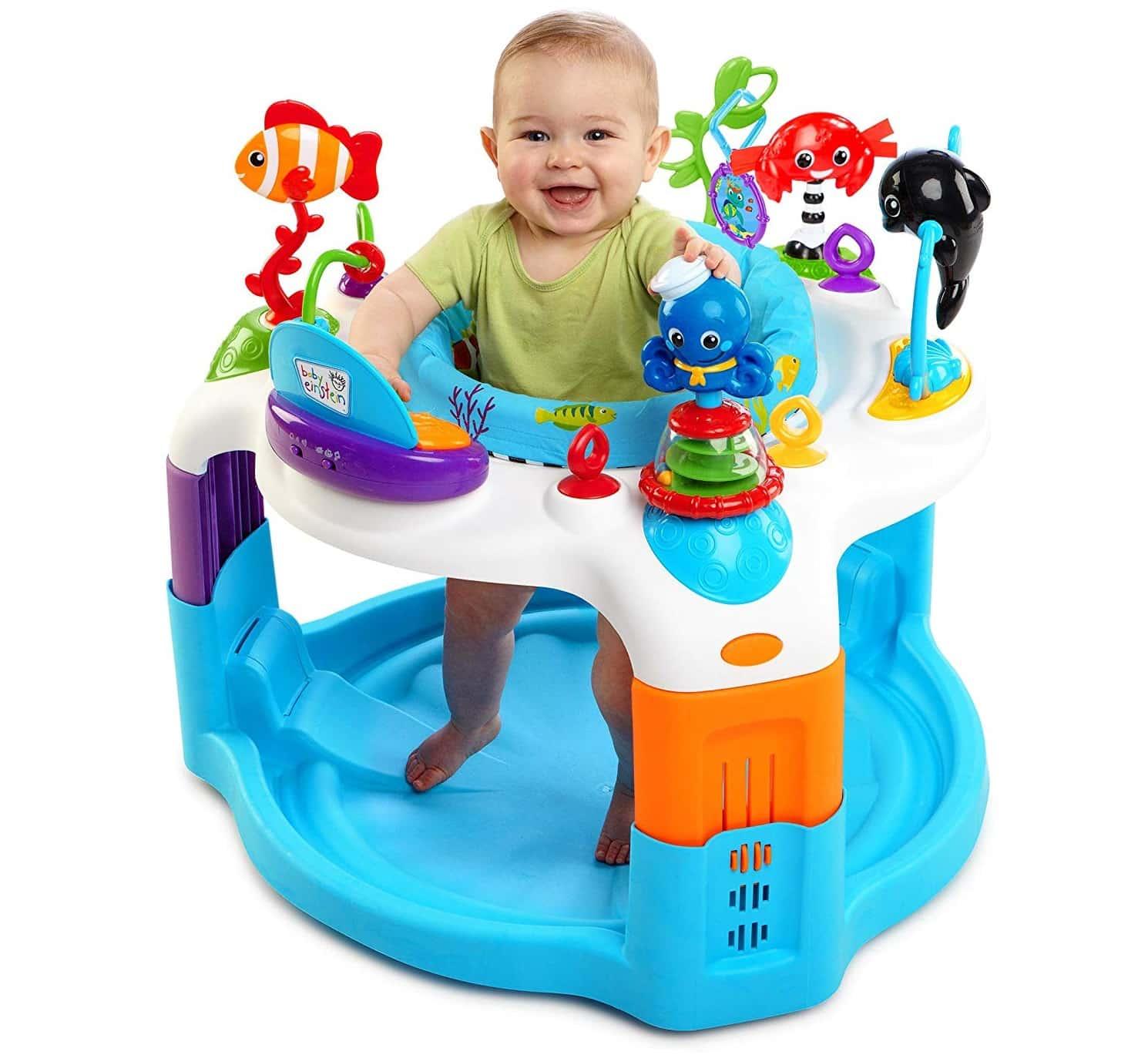 c52d3289dd40 Best Baby Activity Centers