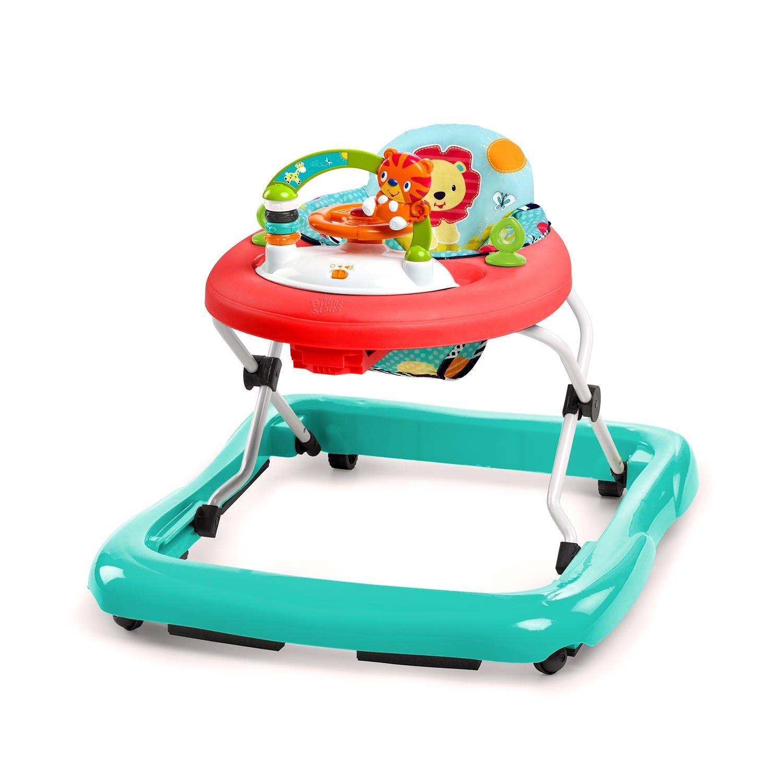 safest baby walker