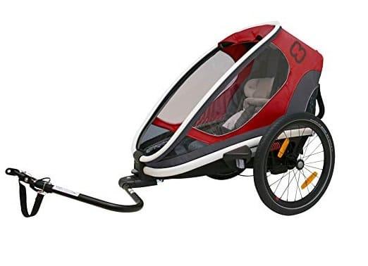 best baby bike trailer 2019