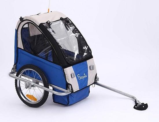 best bike trailers for kids